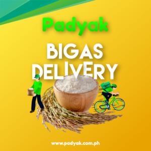 Padyak_Bigas