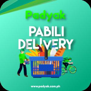 Services Art Cards-Pabili