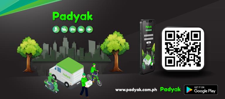 padyak app download