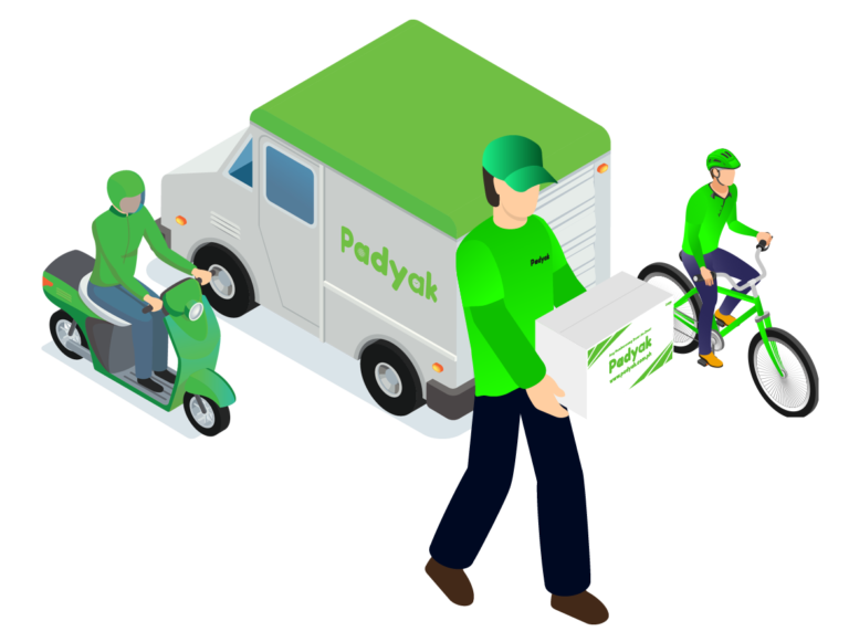 padyak delivery